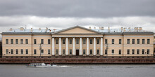 Building Of The Russian Academ...