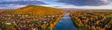 Tokaj, Hungary - Ultra Wide Ae...