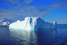 This Iceberg Floats On The Sea...