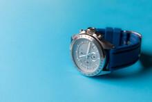 Reloj De Pulsera Plateado Con ...
