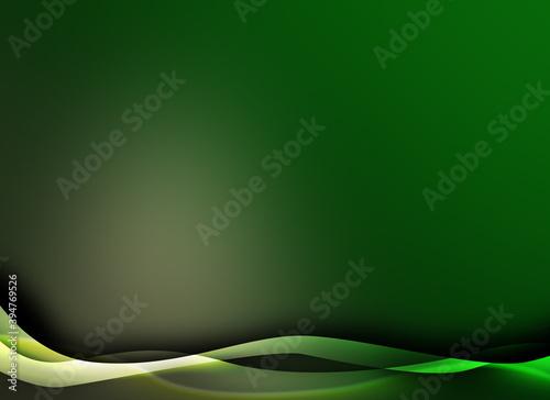 Zielone, delikatne tło na stronę www