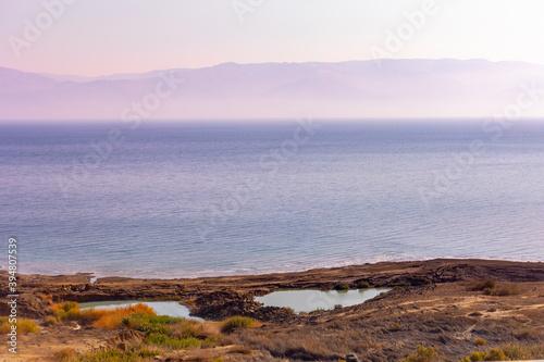 Fotografija Dead Sea sinkholes November 2020 Israel