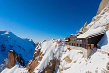 Aiguille Du Midi, Mont Blanc, Frankreich