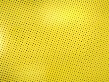 Full Frame Shot Of Yellow Painted Pattern