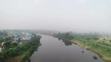 Nigeria River, Yenegoa, Bayelsa State.