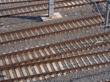 """The Railways, Also Called The Railway Line Or Railroad, Is """"the Part Of The Railway Infrastructure That Joins Two Specific Points Of The Territory"""