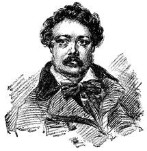 Portrait Of Ferdinand Freiligr...