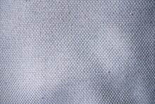 Full Frame Shot Of Gray Mat