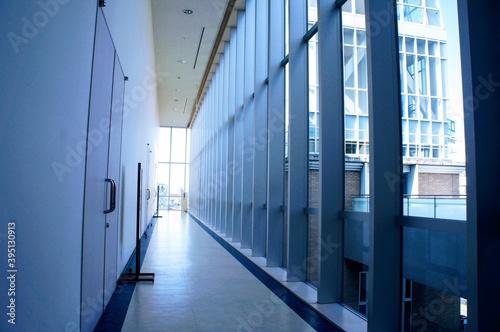 廊下 Fototapet