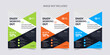 Fitness Center Flyer & Poster Cover Template. Fitness, Yoga, and Gym concept, Abstract Modern Design, Business brochure.