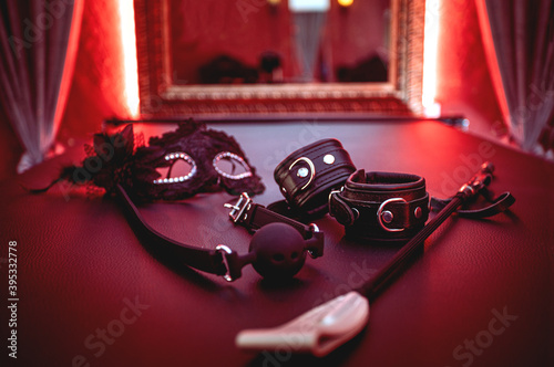 Obraz Sex - BDSM - Gerte  - fototapety do salonu
