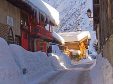 Le Tour,chamonix,haute Savoie,france