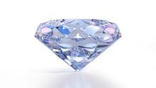 Beautiful Clear Diamond On A L...