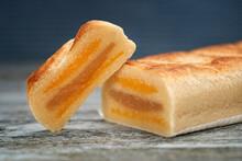 Pan De C�diz (marzipan Confectionery From C�diz, Spain)