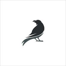 Logo Revan Bird Animal Vector Icon