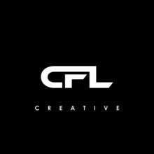 CFL Letter Initial Logo Design Template Vector Illustration