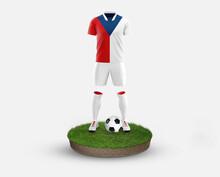 Czech Republic Soccer Player S...