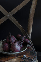 Smoked Red Beets