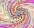 smooth vector lines abstract waves