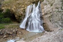 Noisy Gegsky Waterfall General...