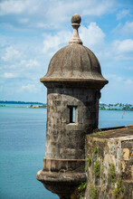 Lookout View Of The Bay From Fort San Felipe Del Morro