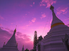 Buddhist Temple. Wat Prathat D...