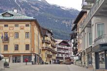 Historic Center Of Cortina D'a...