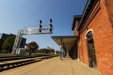 Historic Train Station Depot A...