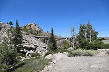 Donner Pass Rainbow Bridge