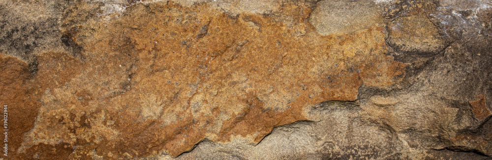 Fototapeta texture nature sandstone - grunge stone surface background