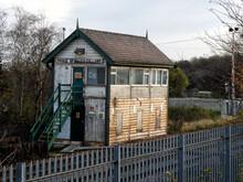 Old Railway Signal Box