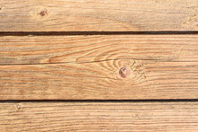 Wood Knot Background. Grunge Wooden Texture. Dry Desk Cracks Pattern. Cut Tree Slice Cross Section. Uneven Natural Material Board.