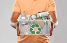 Metal Recycling, Waste Sorting...