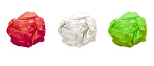 Colorful Paper Balls.
