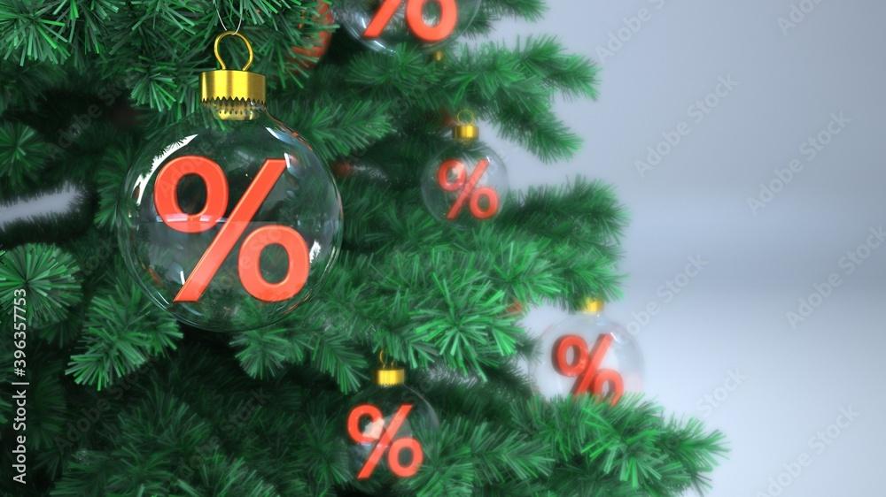 Leinwandbild Motiv - Alexander Limbach : Christmas Offers