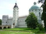 Fototapeta Londyn - Krasiczyn Pałac i Park