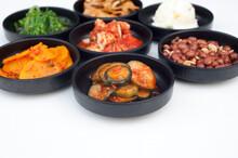 Korean Side Dishes - Banchan
