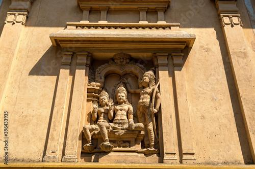 Vászonkép Kelaniya Raja Maha Viharaya temple