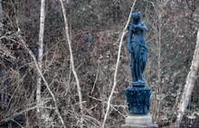 Sculpture Naiade