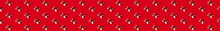 Red Seamless Background. Gift ...