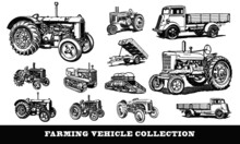 Farm Vehicle Collection