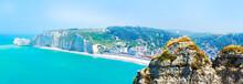 Beautiful Panoramic View Of Et...