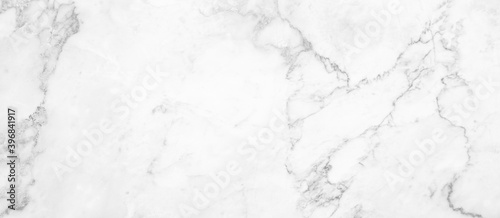 Marble granite white panorama background wall surface black pattern graphic abstract light elegant gray for do floor ceramic counter texture stone slab smooth tile silver natural. - fototapety na wymiar