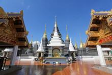 View Of Wat Den Salee Sri Muan...