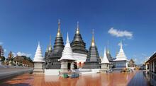 Panorama View Of Wat Den Salee...