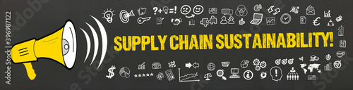 Foto Supply Chain Sustainability!