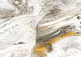 Fototapeta Kamienie - Brązowo beżowe kamienne tło tekstura.