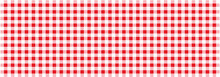 Red Fabric Pattern Texture - Background For Your Design