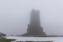 Monument To Liberty Shipka At Saint Nicholas Peak, Bulgaria