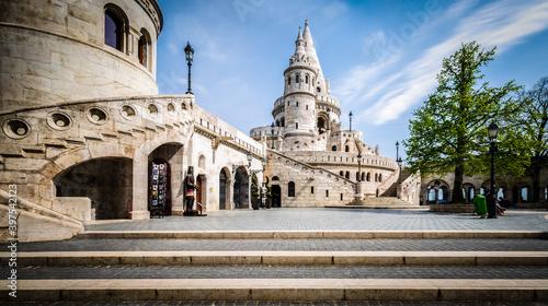 Fischerbastei Budapest Fotobehang
